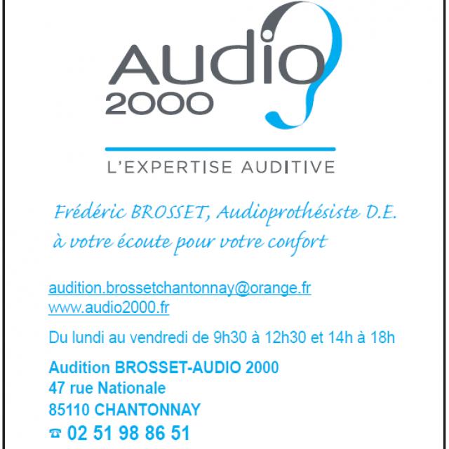 Audition BROSSET