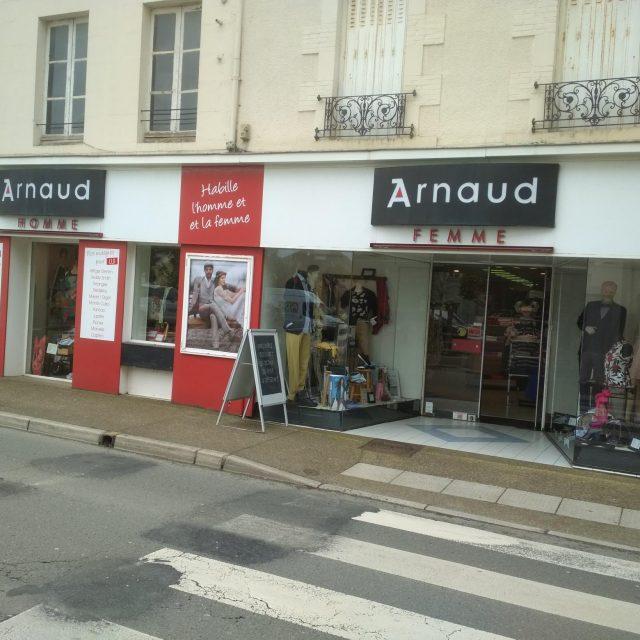 Arnaud Vêtements