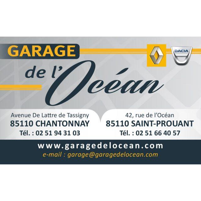 Garage de l'Océan