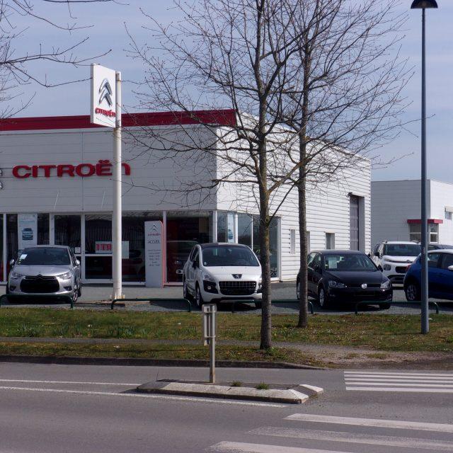 Citroën Chantonnay