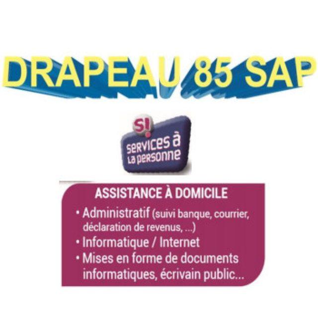 Drapeau 85 SAP